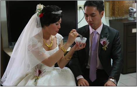 Chinese dating and marriage rituals