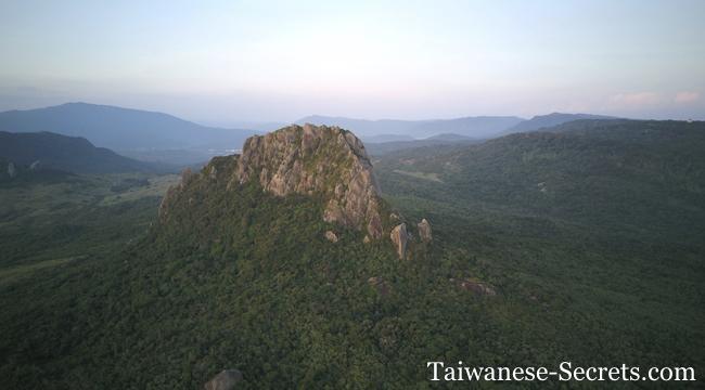 Dajianshan mountain kenting