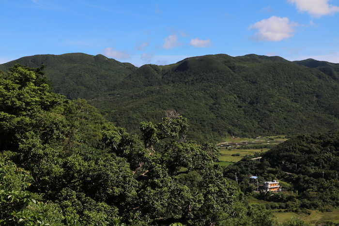 Manzhou Township Kenting Mountains