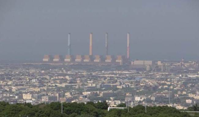Taichung Power Plant Coal-Fired Station