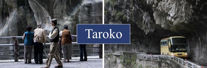 Taiwan travel taroko guide