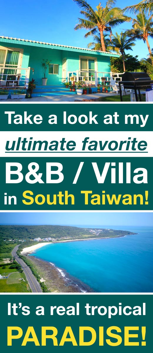 best b&b in kenting taiwan