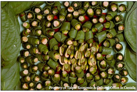 betel nut picture in taiwan