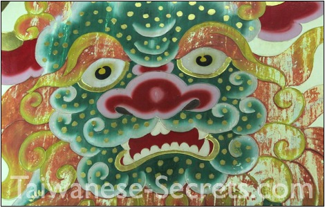 Chinese Dragon Art in China