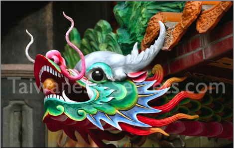 Art Chinese Dragon