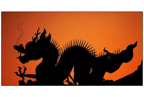 pictures of a chinese dragon