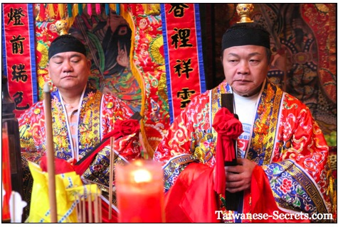 chinese priests sanxia taiwan