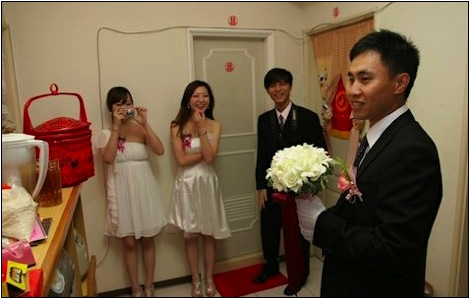 taiwanese wedding traditions