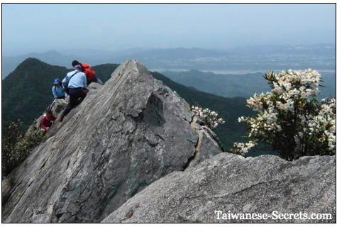 Hike Eagle Mountain in Taiwan