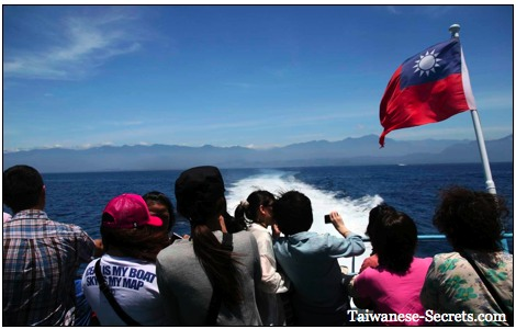 taitung to green island boat