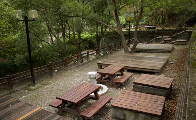 Taroko Gorge Campgrounds