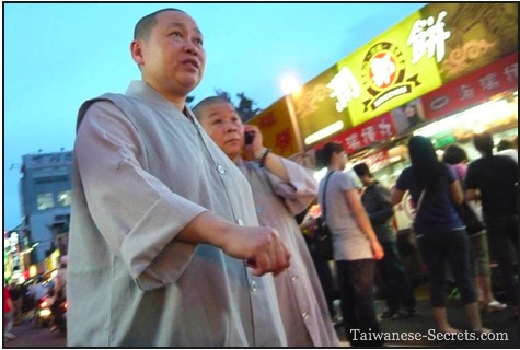 chinese budhist nuns in taiwan