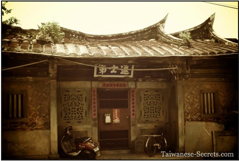 old chinese architecture, qing dynasty
