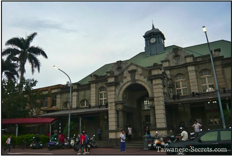 hsinchu old train station
