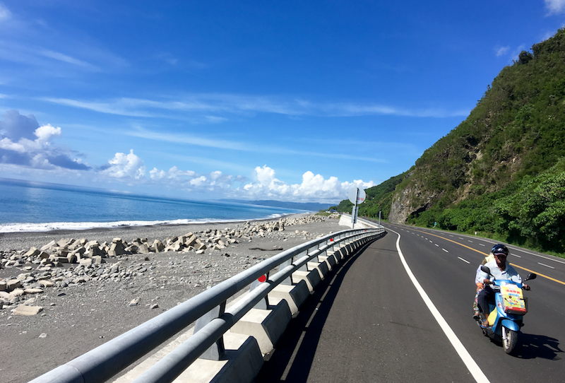 hualien east coast taiwan