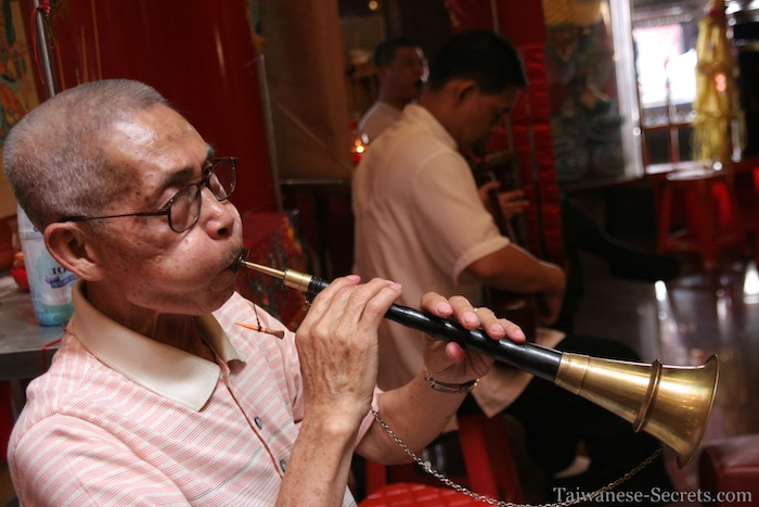 hualien temple music