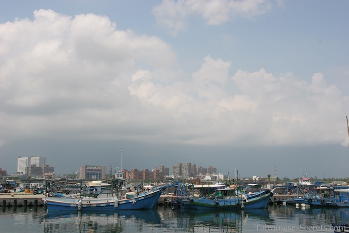 hualien harbour port