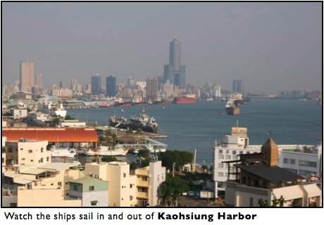 kaohsiung harbor
