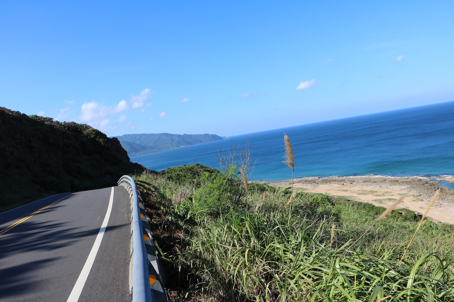 kenting to jialeshui taiwan, pacific ocean view
