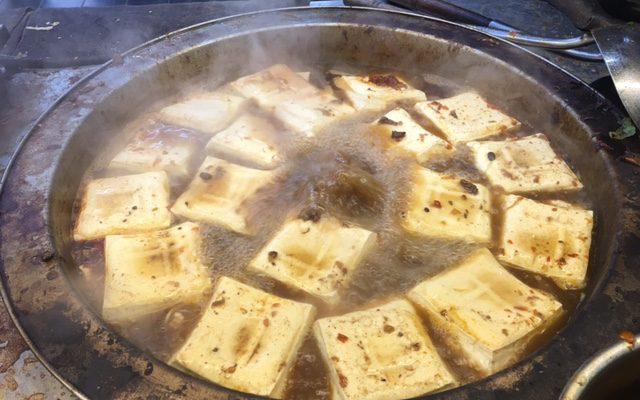 Taiwan Stinky Tofu