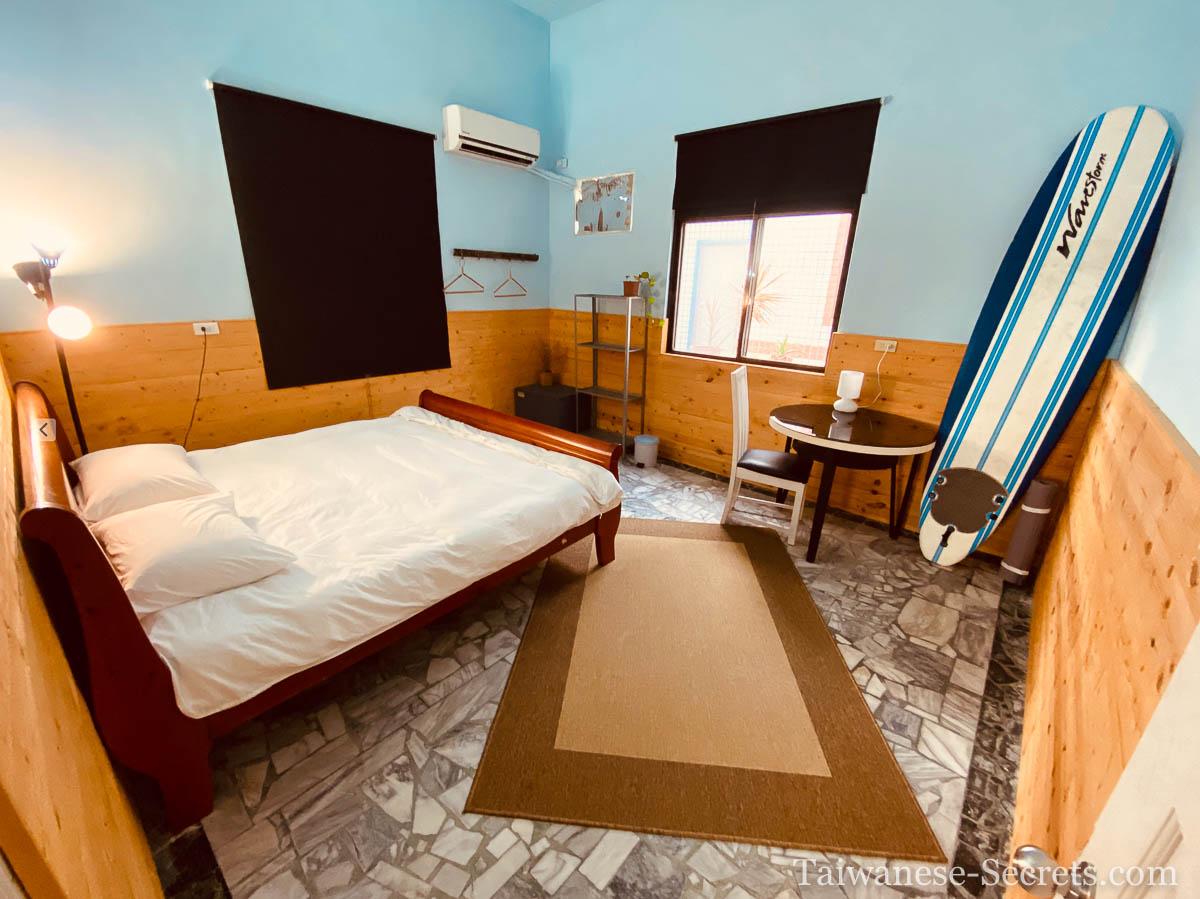 Wild East Blue Room