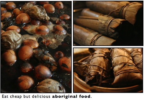 Rukai Aboriginal Food