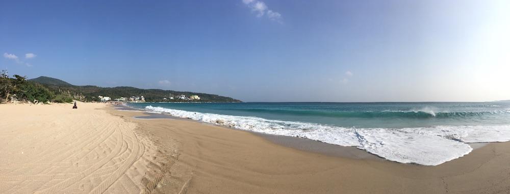 nanwan south bay kenting surfing