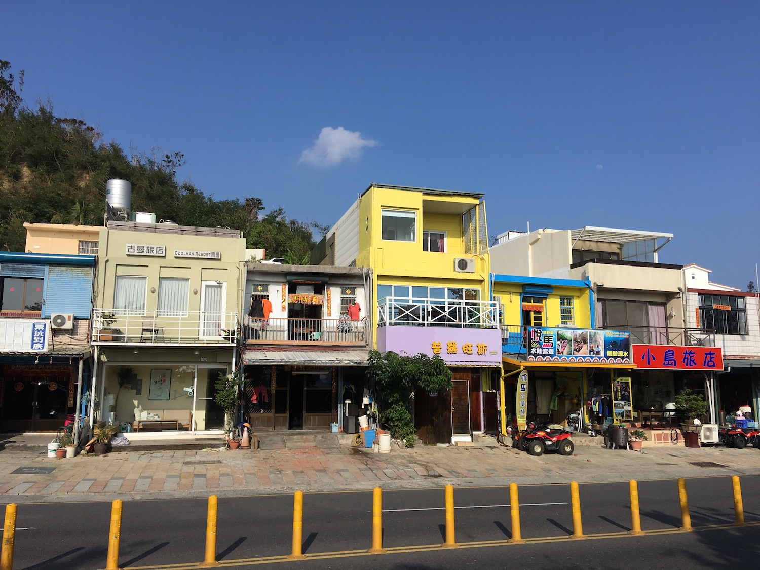 nanwan south beach kenting, taiwan 南灣墾丁台灣