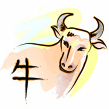 chinese horoscope sign ox