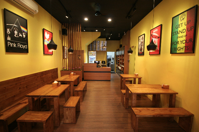 pizza restaurant in changhua taiwan