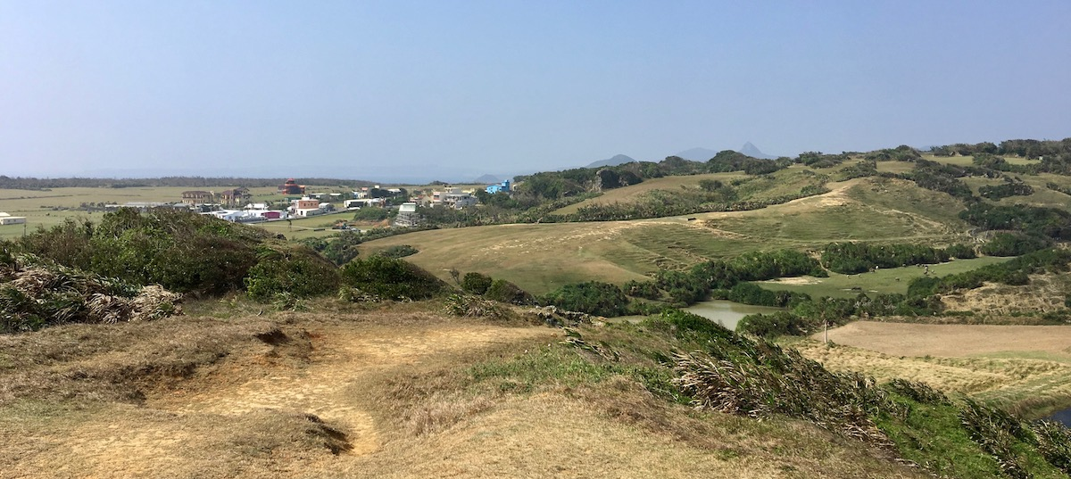 puding road in kenting hengchun taiwan