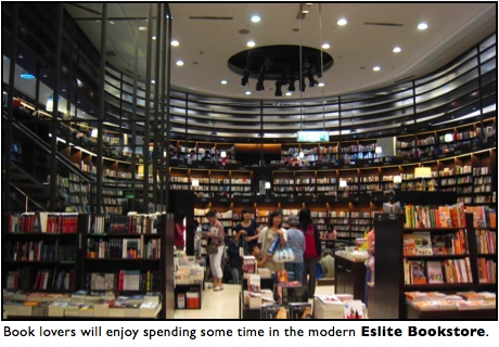 Eslite bookstore Taichung