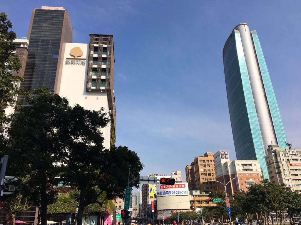 Taichung Park Lane Mall and Hotel One