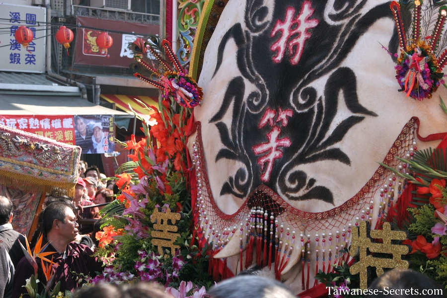 Taiwan Chinese Pig Festival