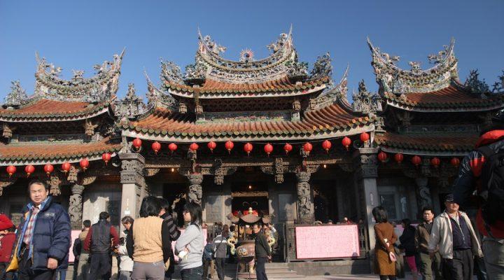 Temples in Taipei, Taiwan