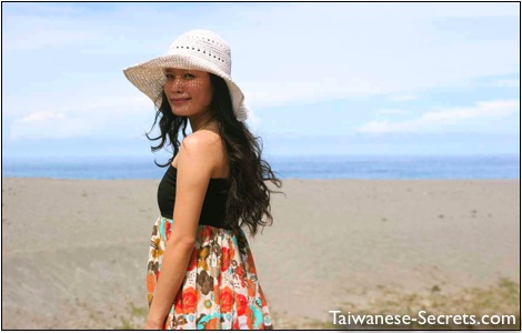 taiwanese girl in taitung