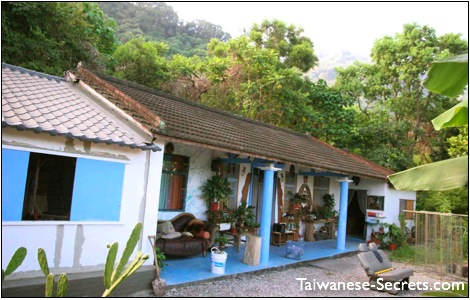 taitung sea art hostel, taiwan