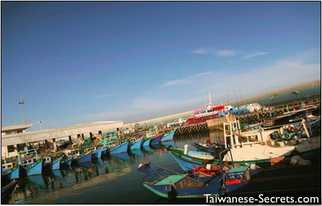 taitung, taidong port, harbor