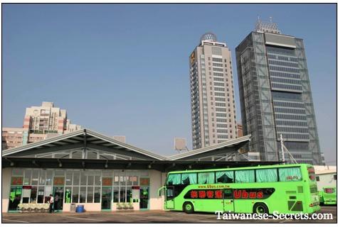 Taiwan Bus Travel - Taiwanese Secrets Travel Guide