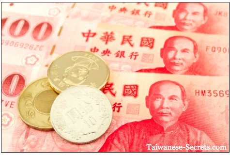 taiwan money currency