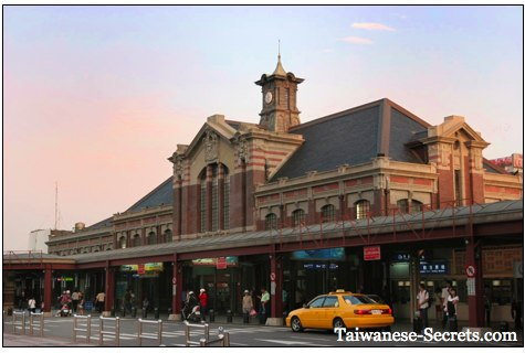 Travel Time From Taipei To Taichung By Train