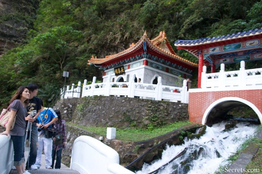 Eternal Spring Shrine in Taroko