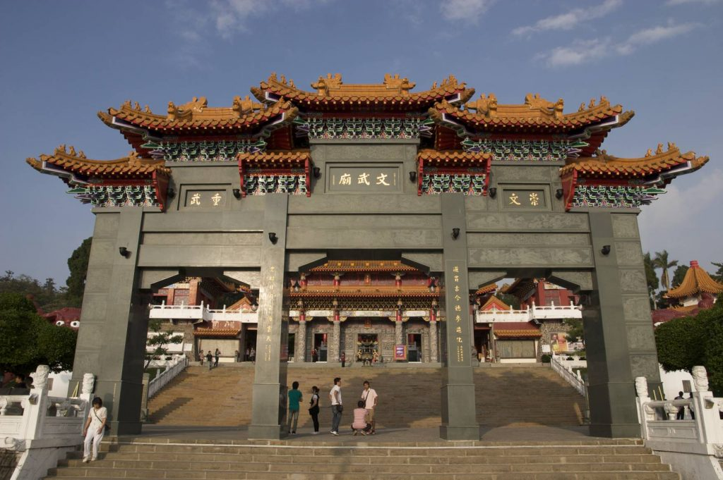 文武廟日月潭台灣,taiwan sun moon lake, wenwu temple