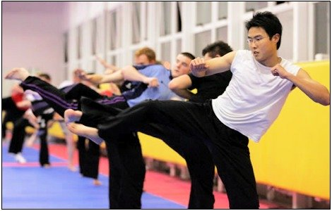 martial arts in taiwan